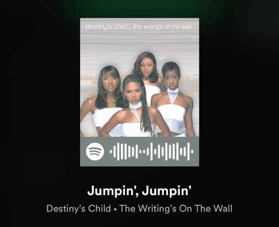 Jumpin' Jumpin' - Destiny's Child