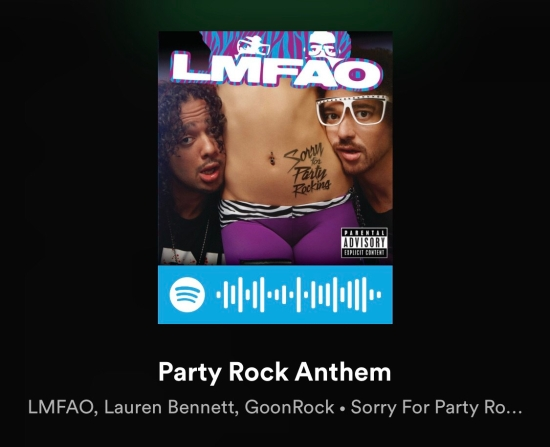 Party Rock Anthem - LMFAO, Lauren Bennett, GoonRock